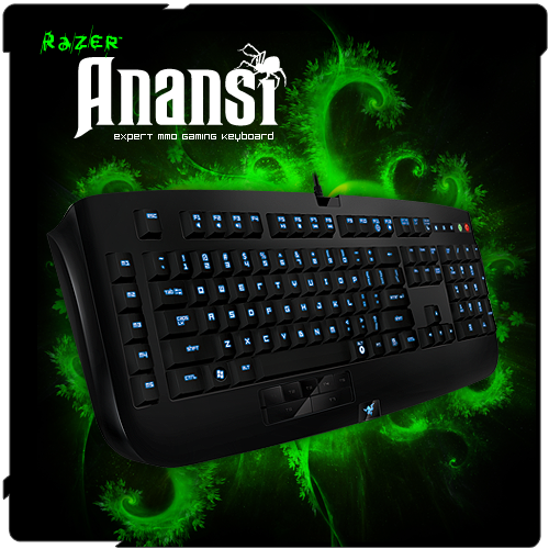 The Razer Anansi