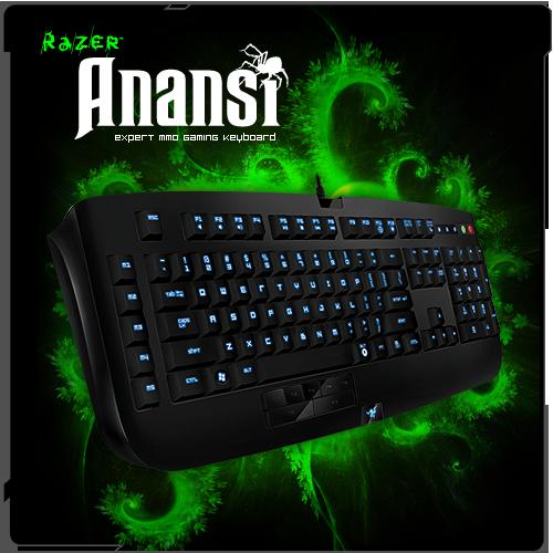 The Razer Anansi