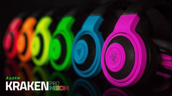 Razer Kraken Neon Series