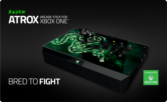 Razer Atrox – Arcade Stick for Xbox One